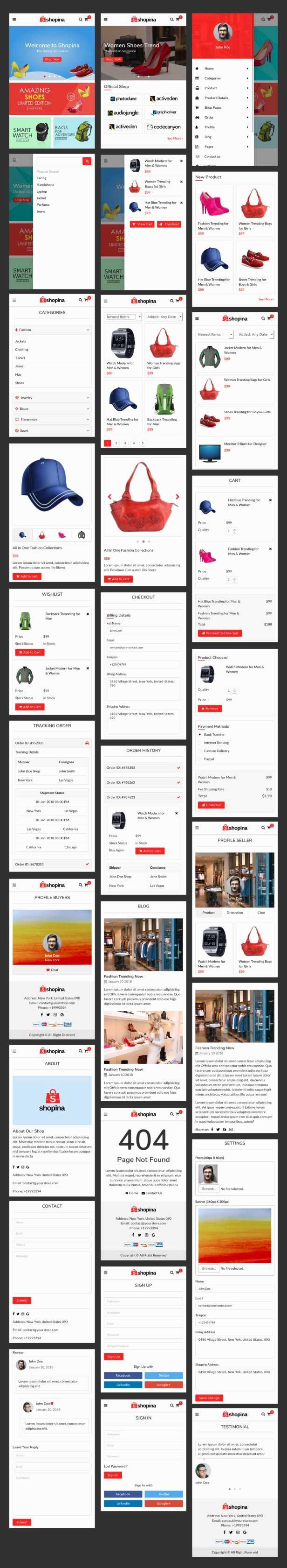 服装商城网站模板,包包手机wap商城ui框架模板